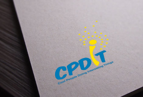 CPDIT – Logo Design