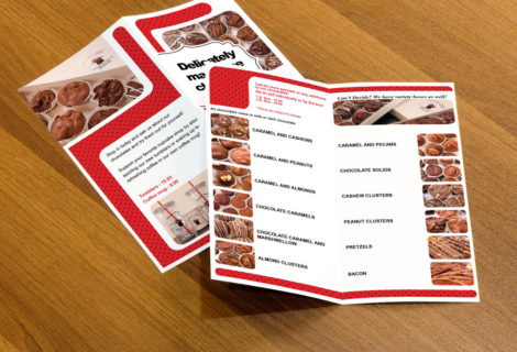 Cupcake Magic – Bifold Brochure